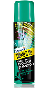 Balea Trend It Up Szárazsampon Spray (régi)
