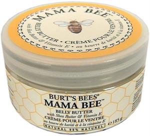 Burt's Bees Mama Bee Tápláló Vaj a Testre, Hasra és Derékra