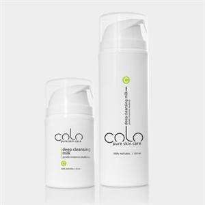 Colo Pure Skin Care Arctisztító Tej
