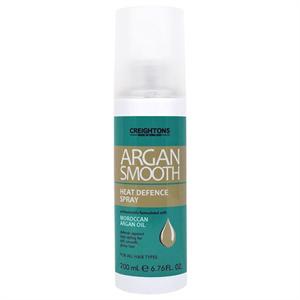 Creightons Argan Smooth Heat Defence Spray