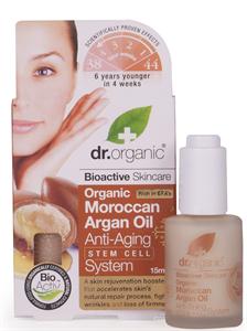 Dr. Organic Öregedésgátló Komplexum Marokkói Bio Argán Olaj