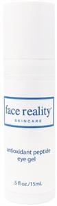 Face Reality Skincare Antioxidant Peptide Eye Gel