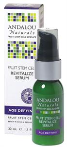 Andalou Naturals Fruit Stem Cell Revitalize Serum