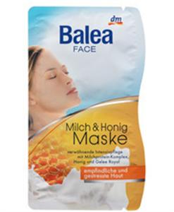 Balea Milch & Honig Maske
