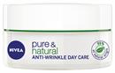Nivea Pure & Natural Ránctalanító Nappali Arckrém