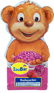 SauBär Fürdőgyöngy Gyümölcs Illattal
