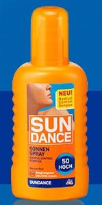 Sundance Sonnen Spray SPF50