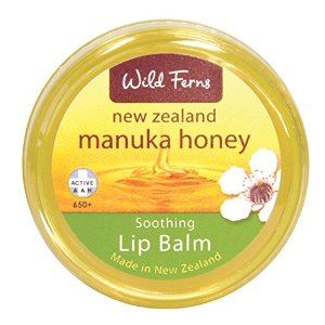 Wild Ferns Manuka Honey Soothing Lip Balm