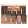Youstar Perfect Brown Körömlakk Szett