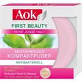 AOK First Beauty Mattító Púder Agyag&E Vitamin