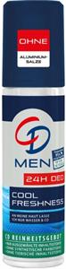 CD Men Cool Freshness Pumpás Dezodor