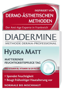 Diadermine Hydra Matt Day Cream