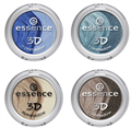 Essence 3D Duo Szemhéjpúder