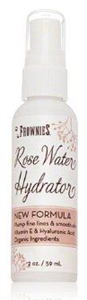 Frownies Rose Water Hydrator Spray
