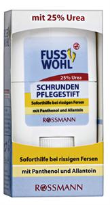 Fusswohl Bőrkeményedés Elleni Stift
