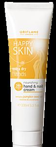 Oriflame Happy Skin Tápláló Kéz- és Körömápoló Krém