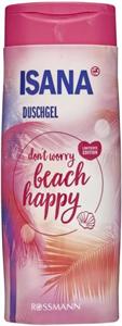 Isana Duschgel Don't Worry Beach Happy
