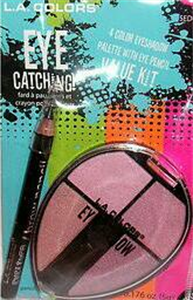 L.A. Colors Eye Catching! Eyeshadow