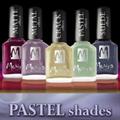 Moyra Pastel Shades
