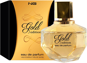 NG Gold Edition Women EDP