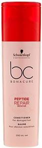 Schwarzkopf Professional BC Bonacure Peptide Repair Rescue Hajbalzsam
