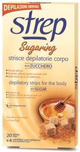 Strep Sugaring Szőrtelenítő Gyantacsík testre