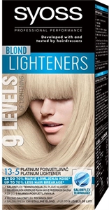 Syoss Blond Lighteners 13-5 Platinum Lightener