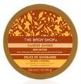 The Body Shop Édesgyömbéres Testvaj
