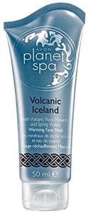 Avon Volcanic Iceland Melegítő Hatású Arcmaszk