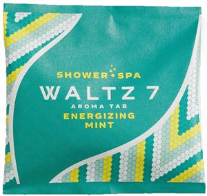 Waltz7 Zuhanytabletta Energizing Mint