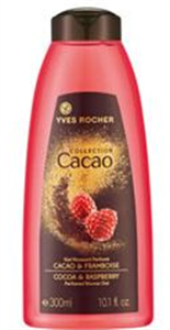 Yves Rocher Collection Cacao Kakaó és Málna Tusfürdő