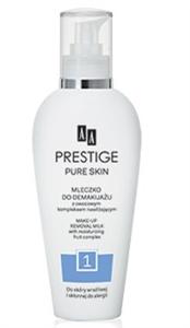 AA Prestige Pure Skin Arcfesték Lemosó Tej