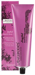 Antipodes Joyful Hand And Body Cream