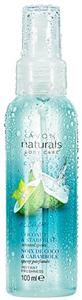 Avon Naturals Kókusz és Csillaggyümölcs Testpermet