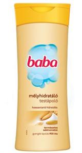 Baba Mélyhidratáló Testápoló