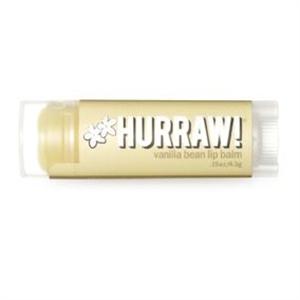 Hurraw! Vanilla Bean Lip Balm