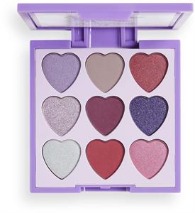 I Heart Revolution Heartbreakers Mystical Shadow Palette