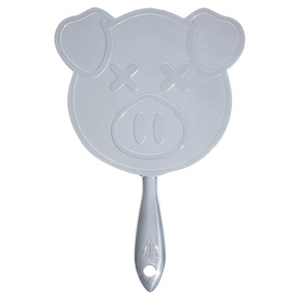 Jeffree Star Cosmetics Pearlescent Pig Hand Mirror