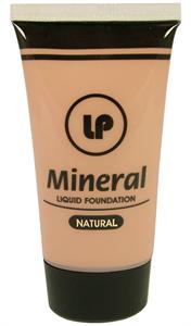 Laura Paige Mineral Folyékony Alapozó - Natural