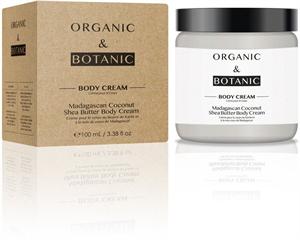 dr Botanicals Madagascan Coconut Shea Butter Body Cream