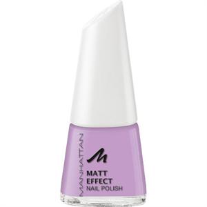 Manhattan Matt Effect Nail Polish