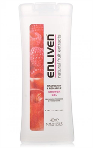 Enliven Natural Fruit Extracts Raspberry & Red Apple
