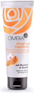 Ombia Hand- und Nagelcreme mit Sheabutter, Mandelöl und Kamillen-Extrakt Kéz- és Körömápoló Krém