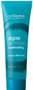 Oriflame Algae Gel Mask Moisturising Arcpakolás