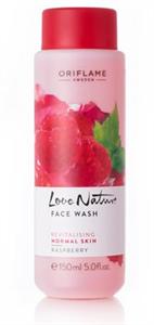 Oriflame Love Nature Arclemosó Málnával