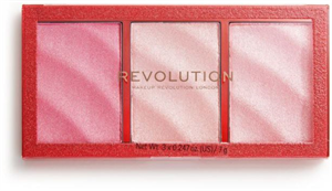 Revolution Precious Stone Ruby Crush Highlighter Palette