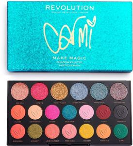 Revolution X Carmi Make Magic Eyeshadow Palette
