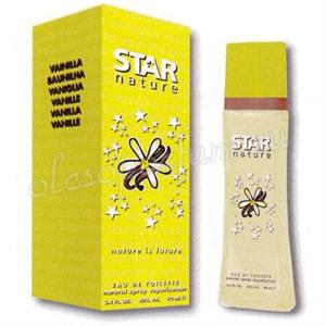 Star Nature EDT Vanília Illatú Parfüm