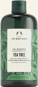 The Body Shop Teafaolajos Sampon