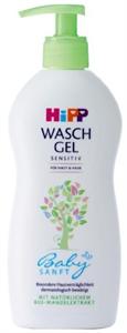 HiPP Wasch Gel Sensitiv Für Haut & Haar Baby Sanft